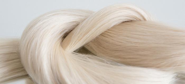 волосы на заколках flario