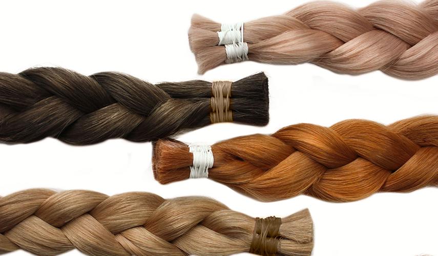 волосы для наращивания Flario