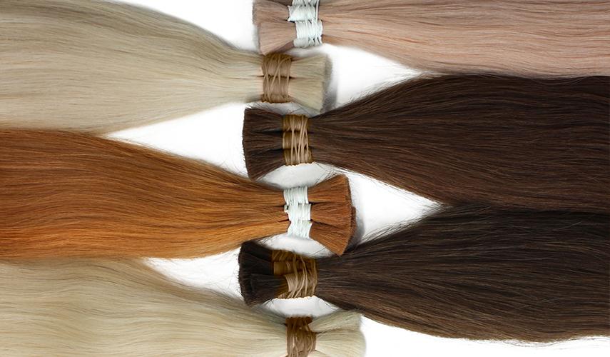 волосы для наращивания фларио Flario