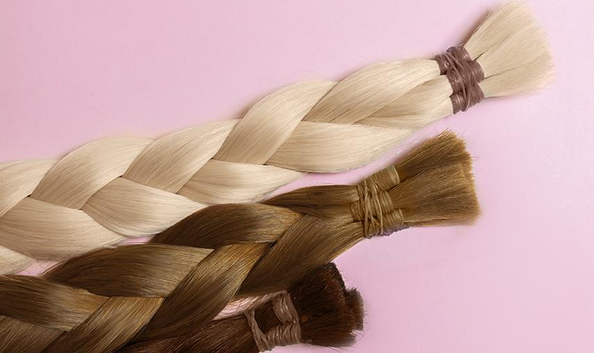 волосы для наращивания славянские Flario Минск