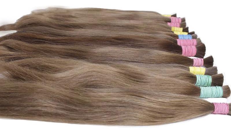 как подобрать волосы для наращивания славянские волосы