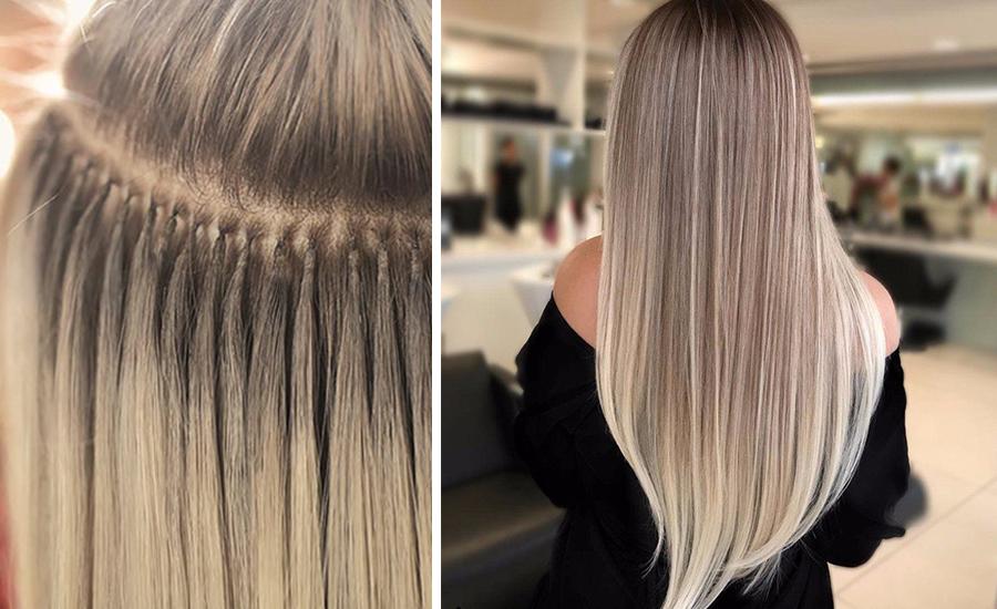 как избежать ошибок при наращивании волос