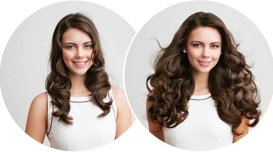 как выбрать волосы на заколках и как за ними ухаживать