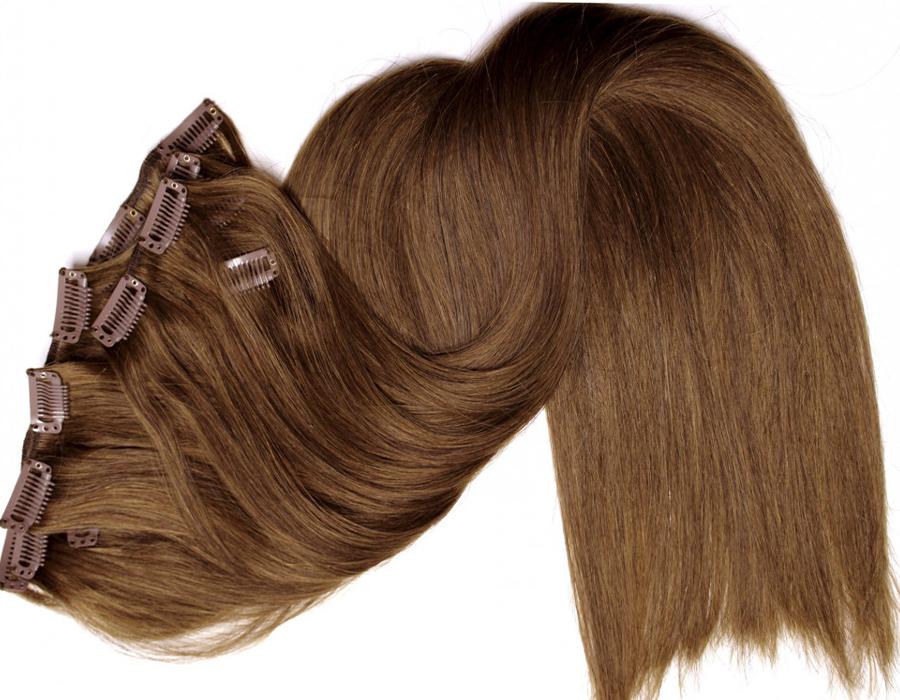 как выбрать волосы на заколках и что это такое