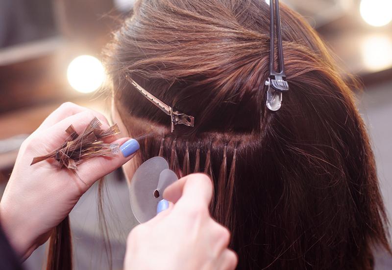 ошибки мастера наращивания волос слишком близко к коже головы