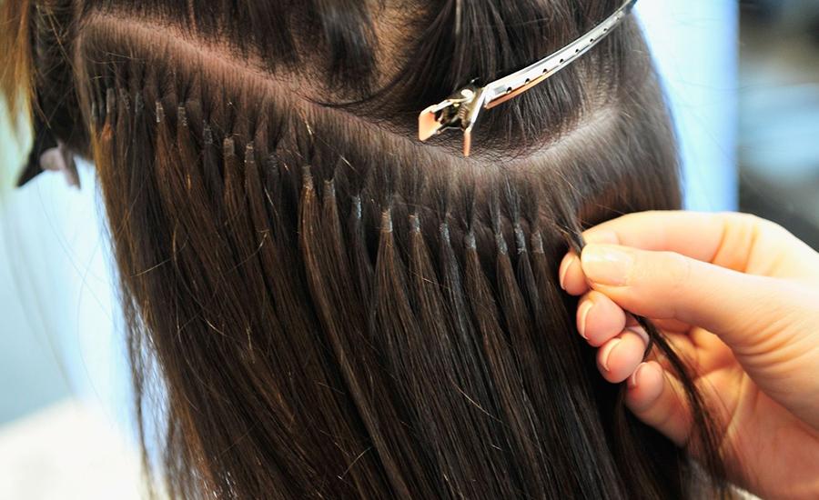 наращивание волос мужчинам способы капсульное наращивание