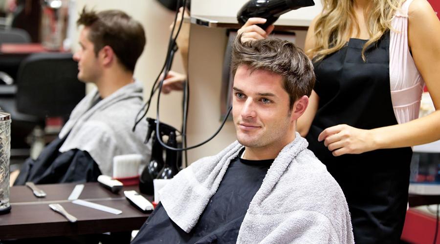 наращивание волос мужчинам