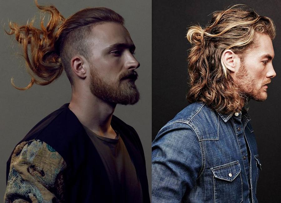 наращивание волос у мужчин история