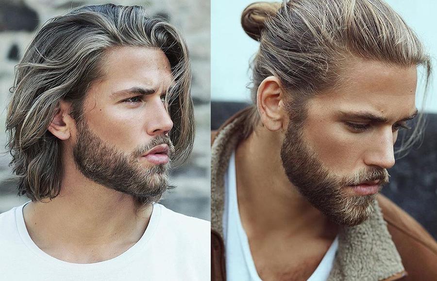наращивание волос мужчинам как появилось исторически