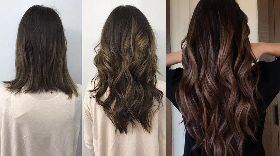 сколько нужно волос для наращивания схема расчета количества